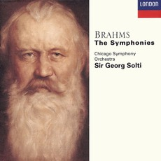 The Symphonies (Chicago Symphony Orchestra Feat. Conductor: Sir Georg Solti) by Johannes Brahms