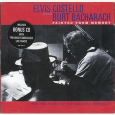 Painted From Memory (Limited Edition) mp3 Album by Elvis Costello With Burt Bacharach