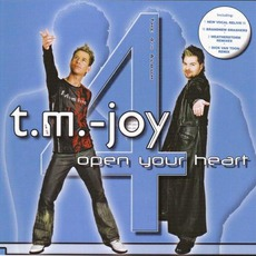 Open Your Heart mp3 Album by T.M.-Joy