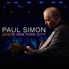 Live In New York City by Paul Simon