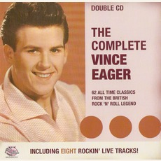 The Complete mp3 Artist Compilation by Vince Eager