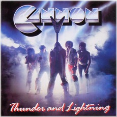 Thunder & Lightning mp3 Album by Cannon