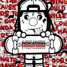 Dedication 4 mp3 Album by Lil Wayne