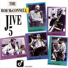The Rob McConnell Jive 5 mp3 Album by Rob McConnell