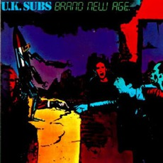 Brand New Age mp3 Album by UK Subs