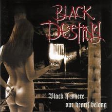 Black Is Where Our Hearts Belong mp3 Album by Black Destiny