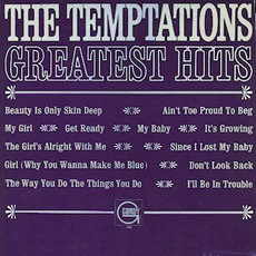 Greatest Hits mp3 Artist Compilation by The Temptations