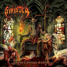 The Carnage Ending mp3 Album by Sinister