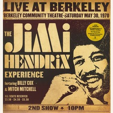 Live At Berkeley mp3 Live by The Jimi Hendrix Experience