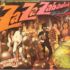Za Za Zabadak - 50 Tolle Fetzer-Pop Non Stop - Dance With The Saragossa Band