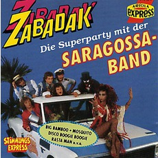 Zabadak mp3 Artist Compilation by Saragossa Band