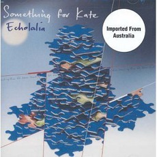 Echolalia (Limited Edition) mp3 Album by Something For Kate