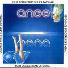 Egna (Re-Issue) mp3 Album by Ange