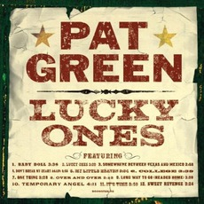 Lucky Ones mp3 Album by Pat Green