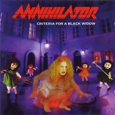 Criteria For A Black Widow mp3 Album by Annihilator