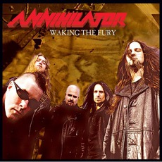 Waking The Fury mp3 Album by Annihilator