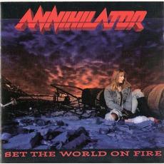 Set The World On Fire mp3 Album by Annihilator