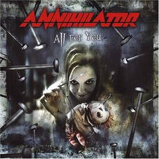 All For You mp3 Album by Annihilator