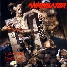 Carnival Diablos mp3 Album by Annihilator