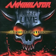 Double Live Annihilation mp3 Live by Annihilator