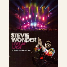 Live At Last; A Wonder Summer's Night mp3 Live by Stevie Wonder