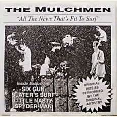 All the News That's Fit To Surf mp3 Album by Mulchmen