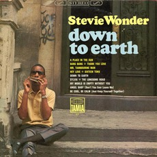 Down To Earth mp3 Album by Stevie Wonder