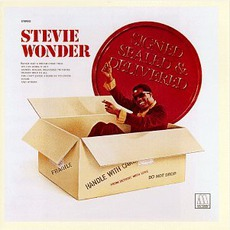 Signed, Sealed & Delivered mp3 Album by Stevie Wonder
