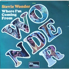 Where I'm Coming From mp3 Album by Stevie Wonder