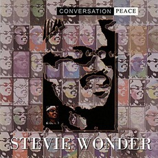 Conversation Peace mp3 Album by Stevie Wonder