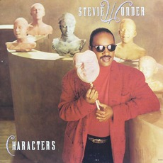 Characters mp3 Album by Stevie Wonder