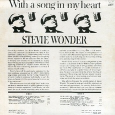 With A Song In My Heart mp3 Album by Stevie Wonder