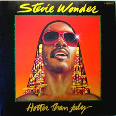 Hotter Than July mp3 Album by Stevie Wonder