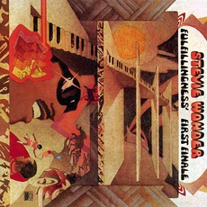 Fulfillingness' First Finale mp3 Album by Stevie Wonder