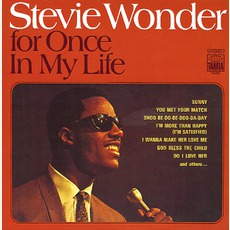 For Once In My Life mp3 Album by Stevie Wonder
