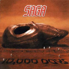 10,000 Days mp3 Album by Saga