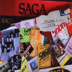 Phase One (Re-Issue) mp3 Album by Saga