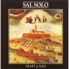 Heart & Soul (Re-Issue) mp3 Album by Sal Solo