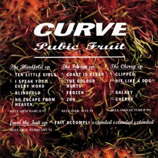Pubic Fruit by Curve