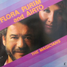 The Magicians mp3 Album by Flora Purim & Airto