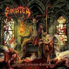 The Carnage Ending (Limited Edition) mp3 Album by Sinister