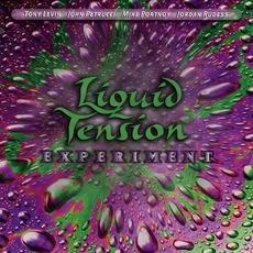 Liquid Tension Experiment mp3 Album by Liquid Tension Experiment