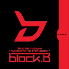 Welcome To The Block mp3 Album by Block B