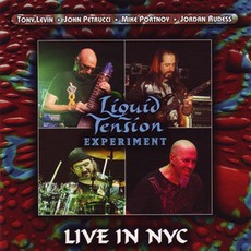 Live In NYC mp3 Live by Liquid Tension Experiment