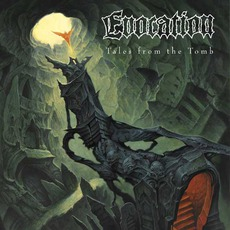 Tales From The Tomb mp3 Album by Evocation