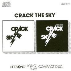 Crack The Sky / White Music
