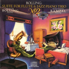Suite For Flute & Jazz Piano Trio No. 2 mp3 Album by Claude Bolling & Jean-Pierre Rampal
