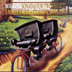 Sonatas For Two Pianists mp3 Album by Claude Bolling