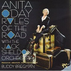 Rules Of The Road (Feat. The Jack Sheldon Orchestra, Conductor: Buddy Bregman) mp3 Album by Anita O'Day
