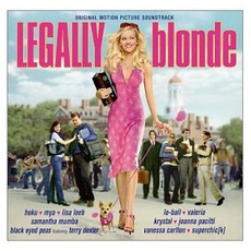 Legally Blonde mp3 Soundtrack by Various Artists